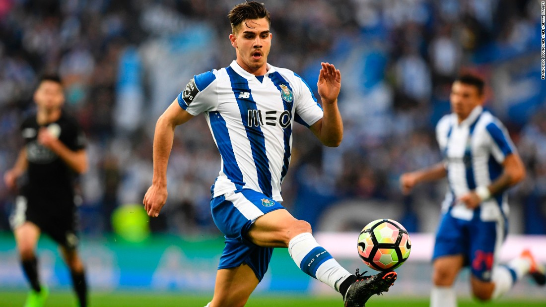 Even though Andre Silva's FC Porto fell just short of first place and were beaten to the Primiera Liga title by local rival SL Benfica, his 22 goals in 41 appearances proved enough to secure his move to a rebuilding AC Milan.