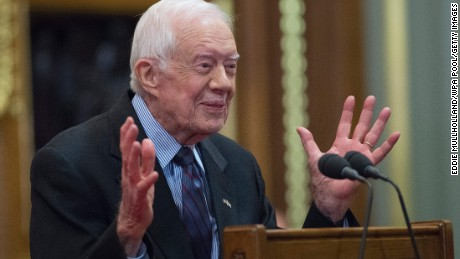 Jimmy Carter Says Brett Kavanaugh 'Unfit' To Serve As Supreme Court Justice