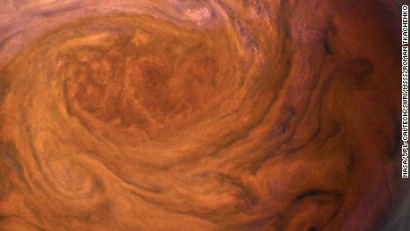 Here are NASA's newest photos of Jupiter and its Great Red Spot