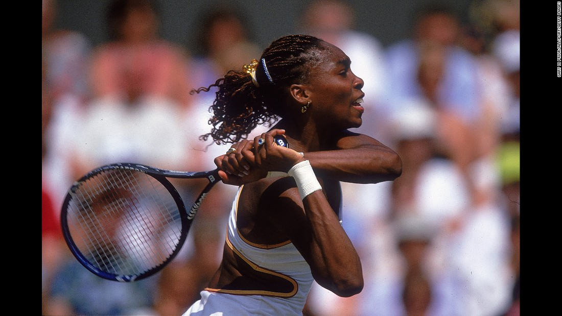 Venus got her first Grand Slam singles title in 2000, when she defeated Hingis in the Wimbledon final. She has won Wimbledon five times in her career, with her last title coming in 2008.