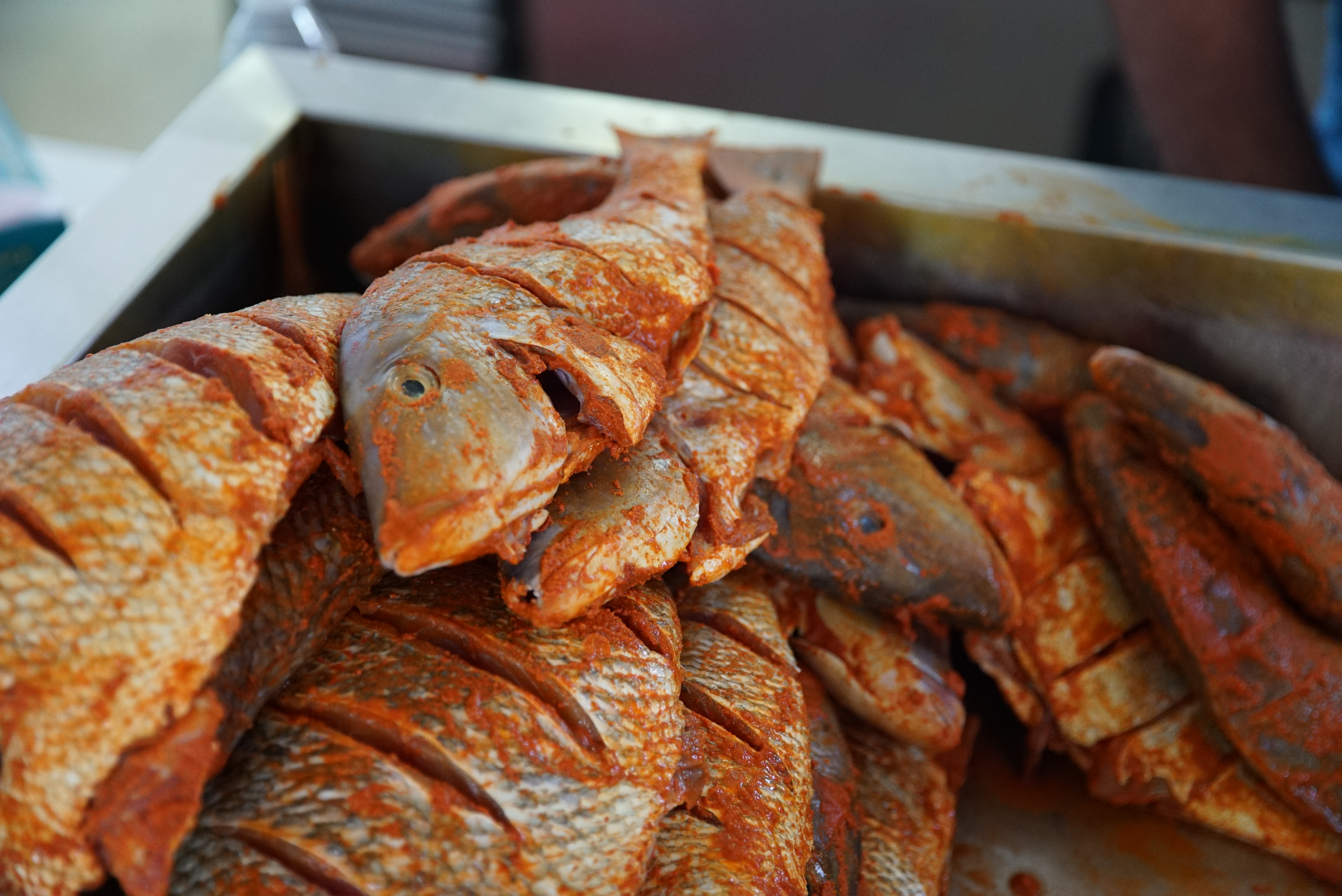 Best Dubai Fish Restaurant Is Bu Qtair Cnn Travel