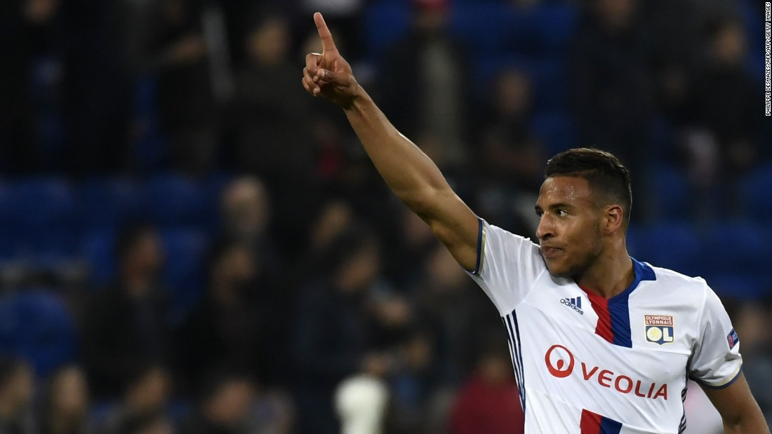 Corentin Tolisso leaves Lyon following three seasons with the seven-time French champions, where he scored 29 times and contributed with a further 17 assists in 160 appearances.