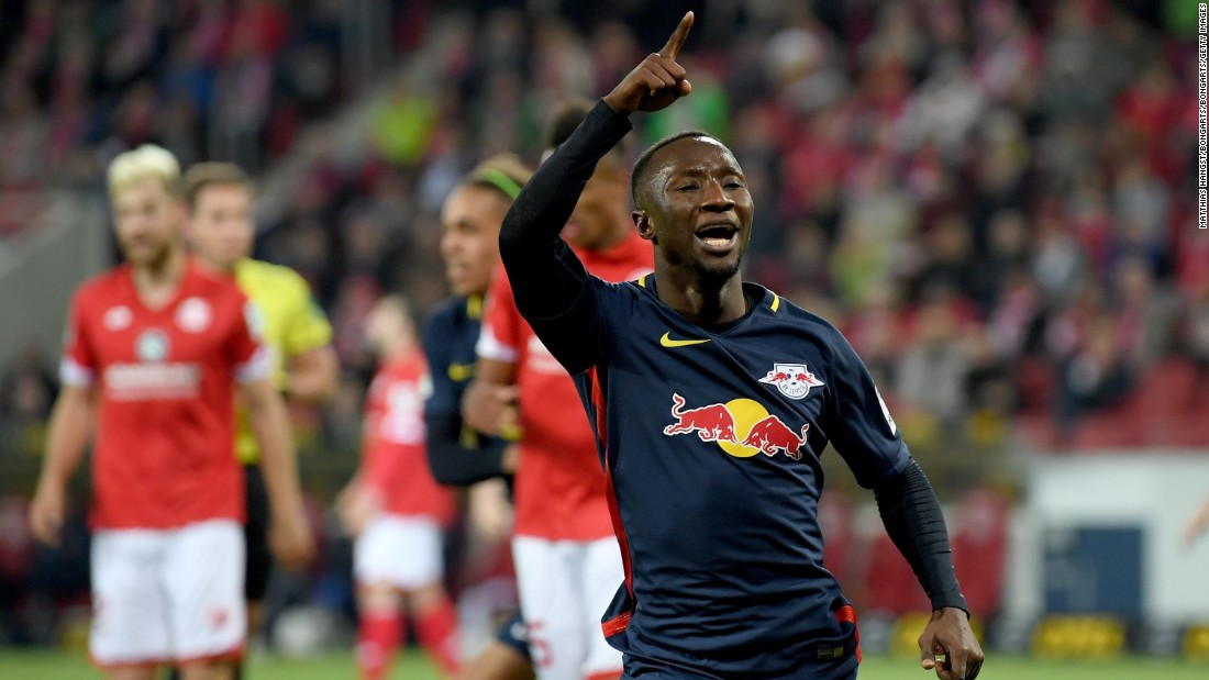 After starring for RB Leipzig last season, Liverpool agreed a deal for Naby Keita to move to Merseyside in July 2018. The $62 million deal will be a club record for Liverpool and will make Keita the most expensive African player ever. The Guinean international was included in last seasons Bundesliga Team of the Year, and will look to solidify Liverpool's worries in central midfield following Jordan Henderson's long term injury problems. <br />