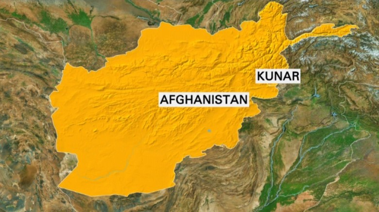 US kills leader of Afghanistan ISIS affiliate