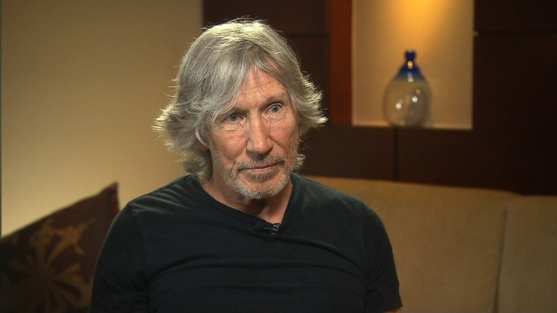 Pink Floyd star defends anti-Trump tour