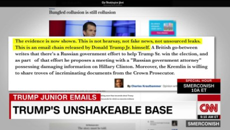 Why is Trump's base ignoring collusion story?_00040827