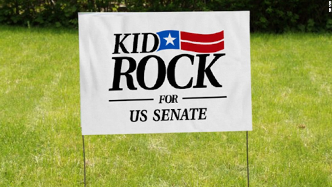 Senate Dems on Kid Rock run: We can't afford to treat this as a joke