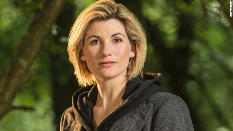 'Doctor Who' selects woman as 13th Time Lord