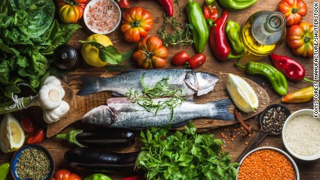 Mediterranean style diet may prevent dementia