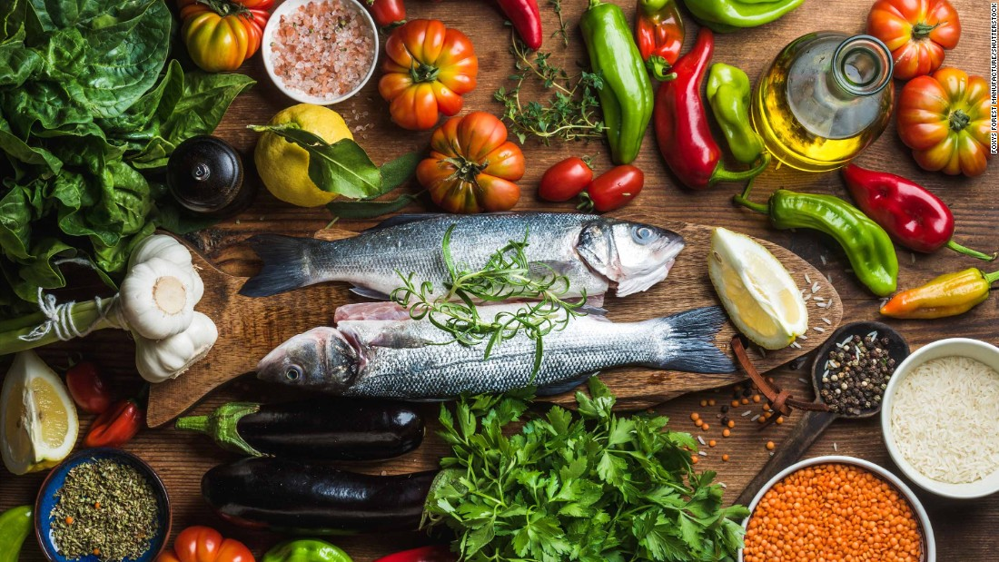 Mediterranean Diet: How To Start( And Stay On) One Of The World's Healthiest Diets