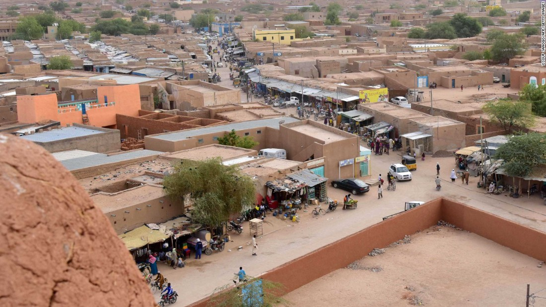 Agadez is becoming a tinderbox, packed with migrants willing to risk everything, those who have spent all they had and failed to make it to Europe, and an unemployed local population rapidly running out of patience.