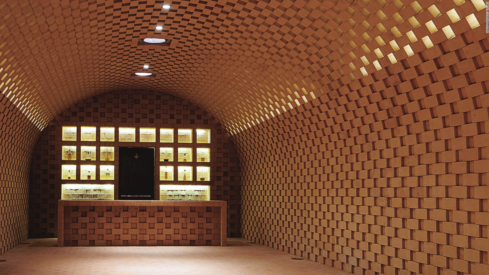 The worlds best contemporary brick buildings cnn style dailygadgetfo Image collections