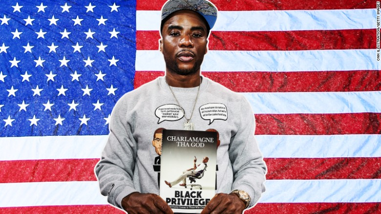 Charlamagne Tha God explains 'black privilege'