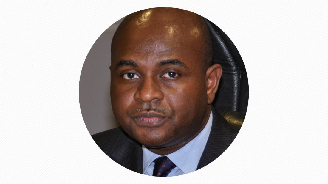 Kingsley Moghalu<br />Industrialization<br />Nigeria/US