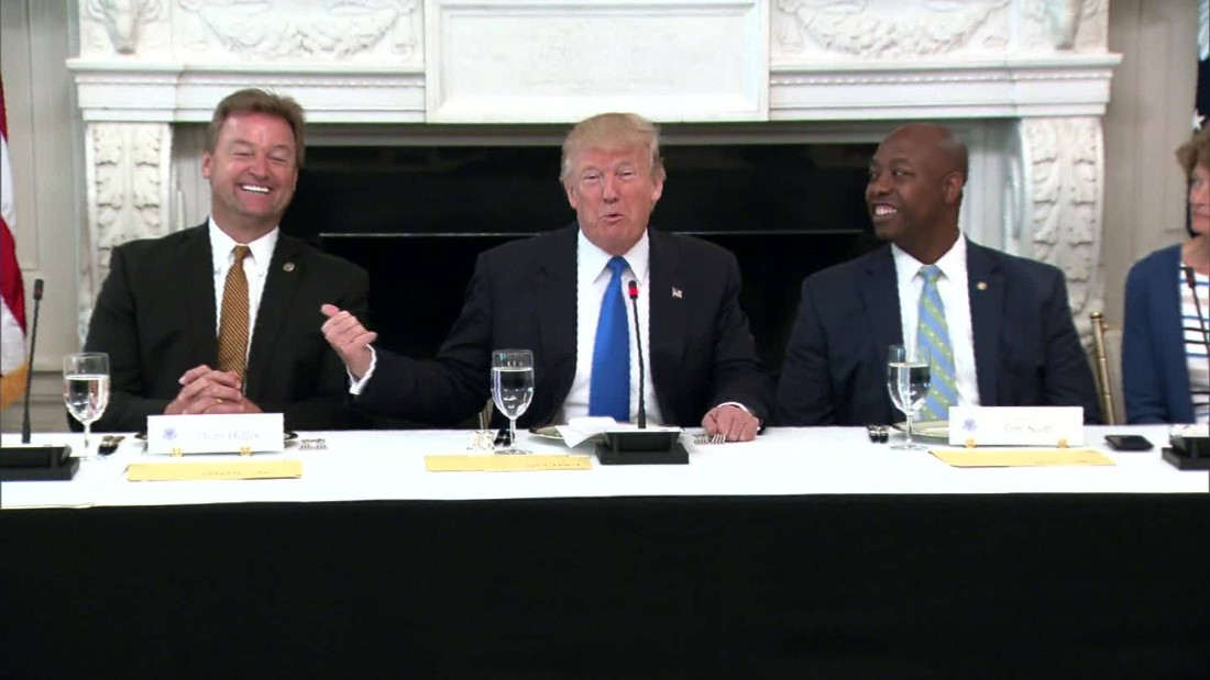 Trump tells RNC members he'll campaign for Dean Heller in Nevada, will visit other states