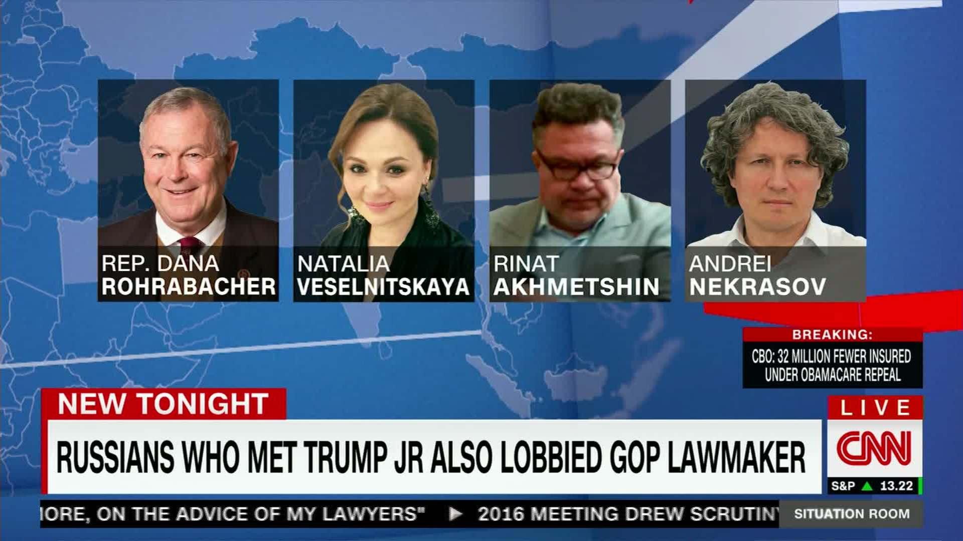 Rohrabacher And Russia   CNN Video