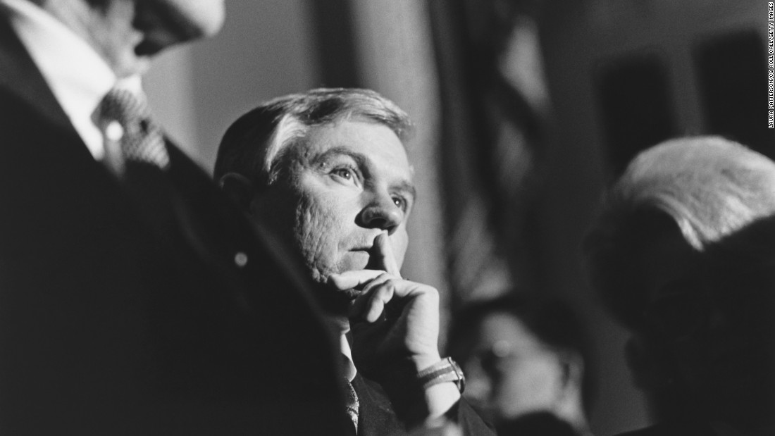 Senator-elect Sessions at the GOP conference on December 5, 1996.