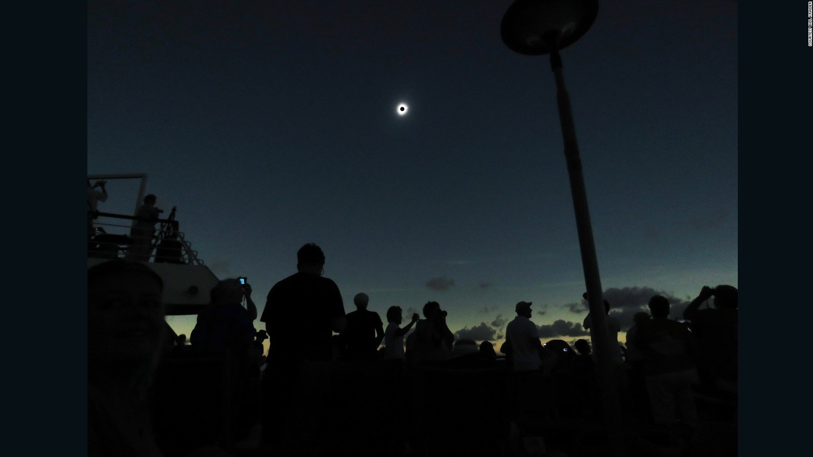 what the solar eclipse will look like in your city cnn