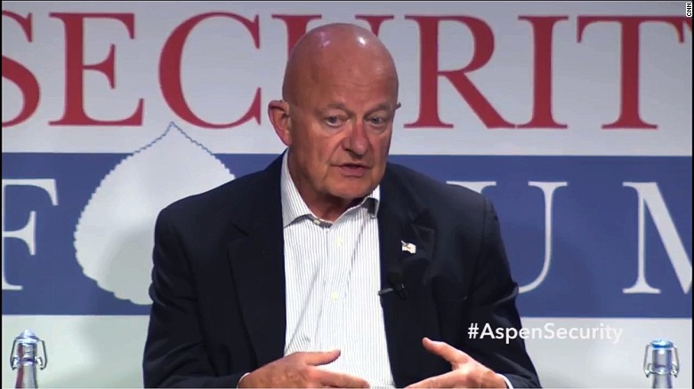 Clapper: Officials should act if Mueller fired