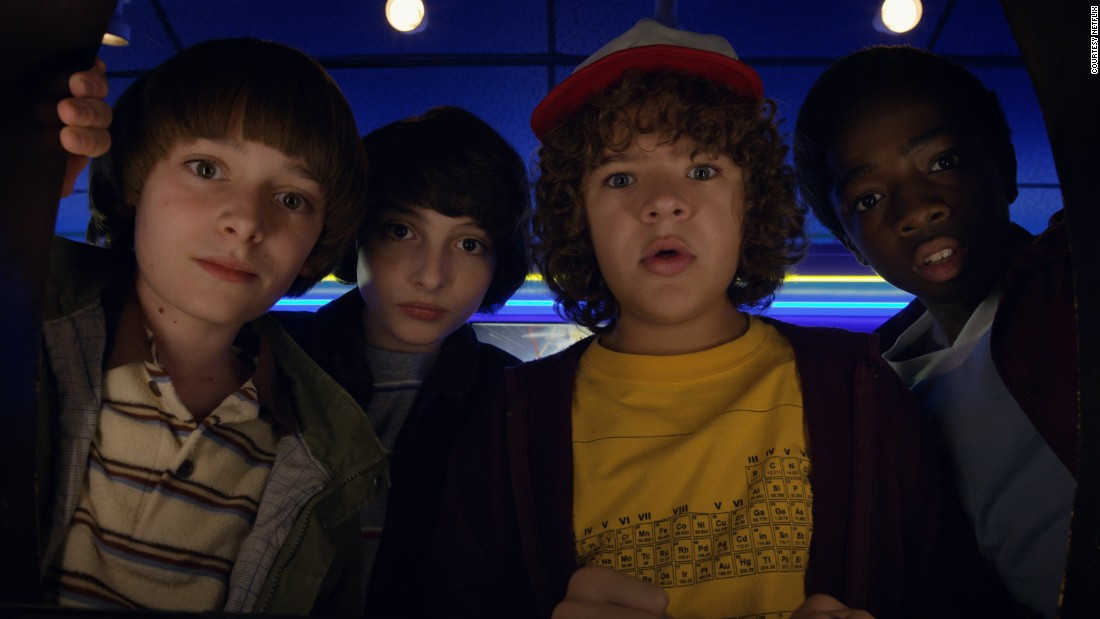 'Stranger Things' is nominated for three SAG Awards.