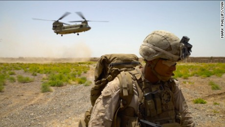 Marines facing 'discouraging' challenges in Afghanistan