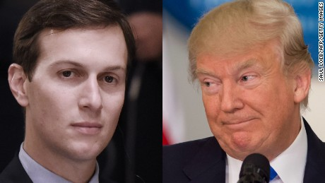 Kushner contradicts Trump team's denials of Russia contacts