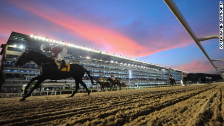 South Korea is fast becoming an unlikely hub for lucrative horse racing