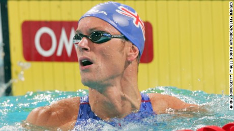 Foster won his final world title in the 50m freestyle at the 2004 championships.