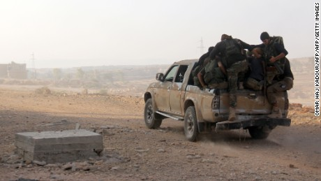 Jihadists take control of Syria's Idlib