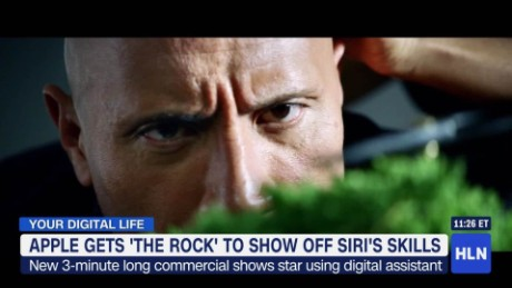 apple siri dwayne the rock johnson_00001418