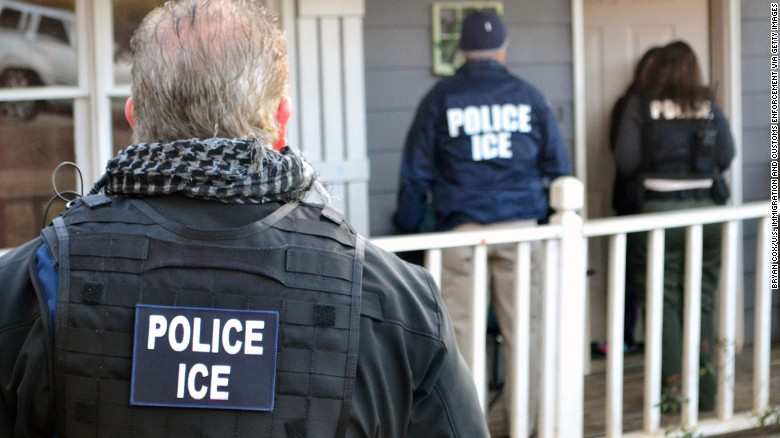 ICE to begin nationwide immigration raids Sunday, report says