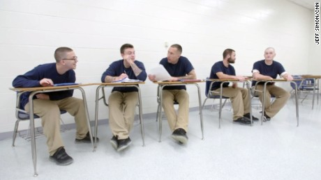 Inmates at the Clermont County Jail can participate in the Community Alternative Sentencing Center program.