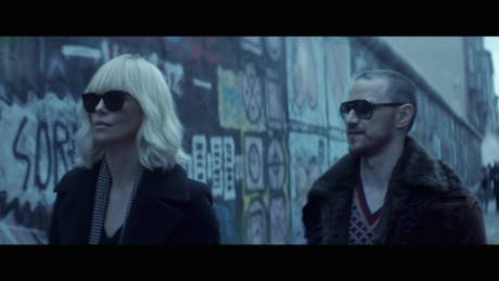 "Movie Pass: Charlize Theron in ""Atomic Blonde"""