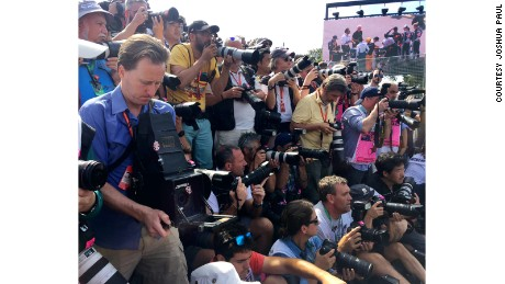 Nobody captures Formula One races quite like American photographer Joshua Paul.