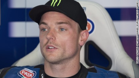 British rider Alex Lowes is racing for Yamaha in the 2017 race.
