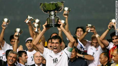 10 years on: Iraq's inspiring Asian Cup win