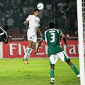 winning goal asian cup iraq