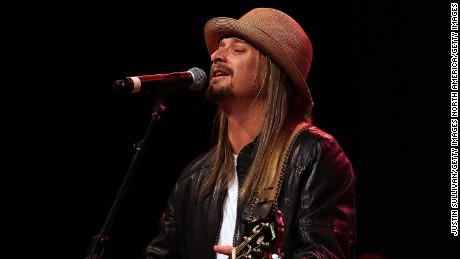 Kid Rock Loses Nashville Parade Gig Over Joy Behar Beef
