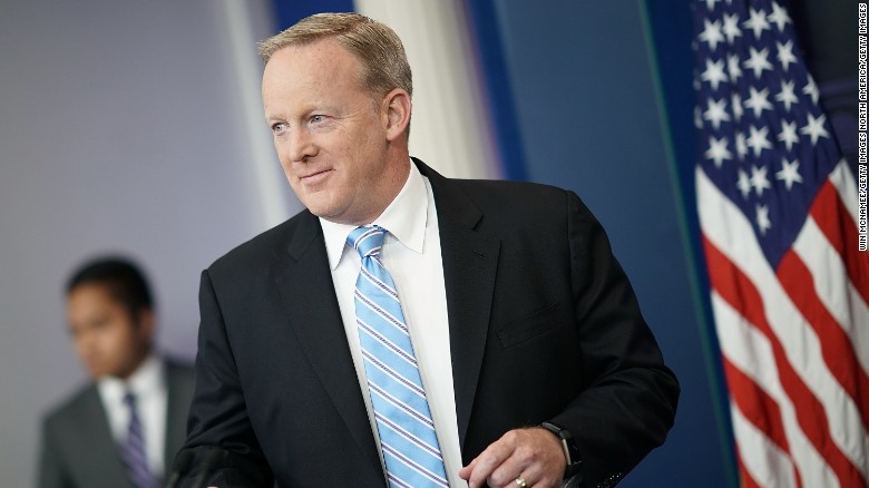 Sean Spicer doesn't think he lied as press secretary