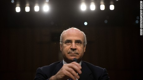 WASHINGTON, DC - JULY 27:  William Browder, chief executive officer of Hermitage Capital Management, takes his seat as he arrives for a Senate Judiciary Committee hearing titled 'Oversight of the Foreign Agents Registration Act and Attempts to Influence U.S. Elections' in the Hart Senate Office Building on Capitol Hill, July 27, 2017 in Washington, DC. On Tuesday, the committee withdrew its subpoena for former Trump campaign chairman Paul Manafort as he agreed to turn over documents and continue negotiating about being interviewed by the committee. (Photo by Drew Angerer/Getty Images)