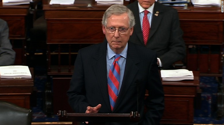 McConnell: This is a disappointing moment