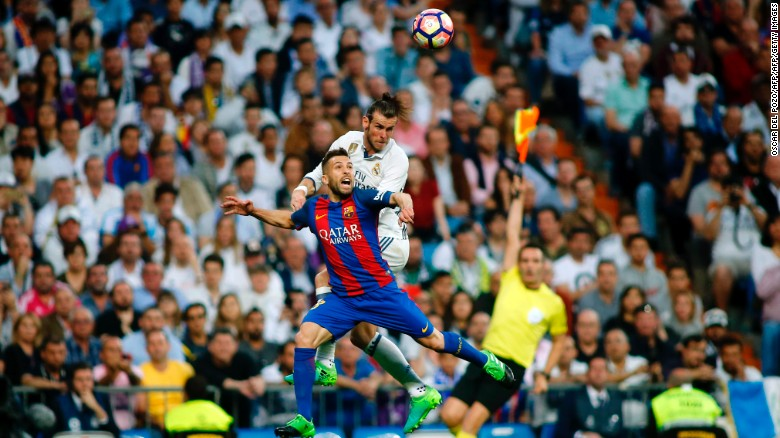 el clasico between barcelona and real madrid is one of the most hotly contested and eagerly