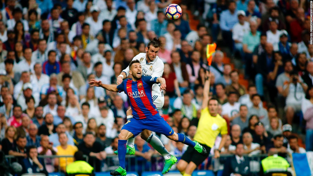 El Clasico between Barcelona and Real Madrid is one of the most hotly contested and eagerly anticipated matches in world soccer with both superstar sides attracting a massive following.