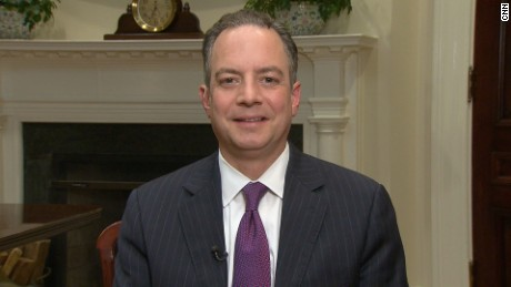 Reince Priebus' interview with Wolf (full)