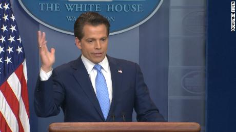 Scaramucci's wild 10-day tenure in White House