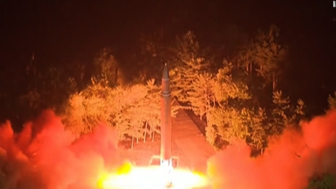 North Korean missile tests could pose a risk to passenger planes