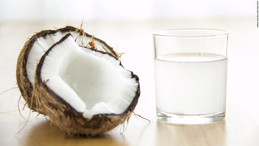 Benefits of coconut water: High potassium but not a cure ...