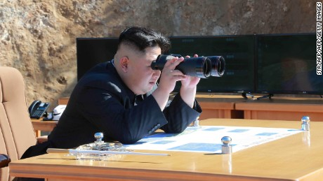 Tracking North Korea's missile tests