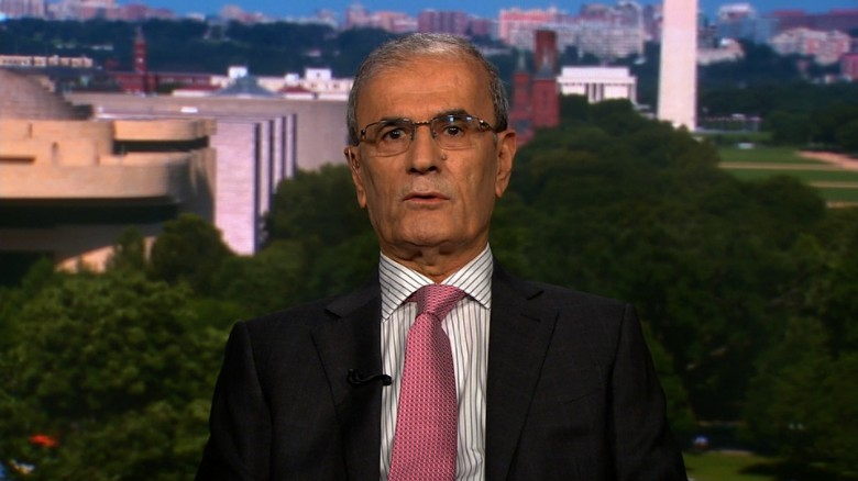 Kirkuk governor speaks to CNN in July: Time is right for Kurds' vote