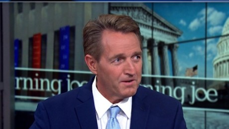 jeff flake morning joe